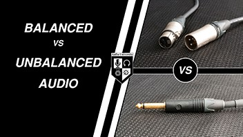 BALANCED vs UNBALANCED Audio: What is the Difference?