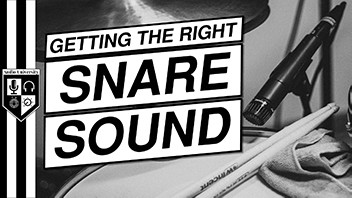 5 Keys to Recording Snare Drum (w/ Examples) – Mic Placement, Reverb, & More!