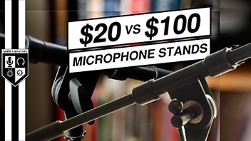The BIGGEST Problem With Cheap Mic Stands (and How To Fix It)
