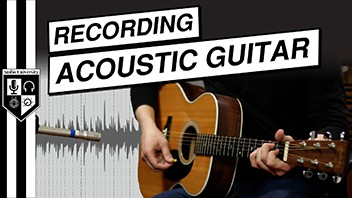 How To Record Acoustic Guitar – 5 Simple Steps