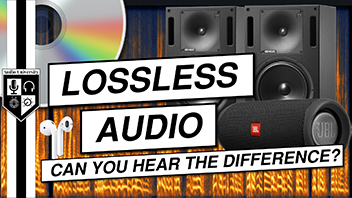 Lossy vs Lossless Audio [Apple Music vs Spotify For Sound Quality]