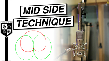 Mid-Side Stereo Technique | Demonstration & Explanation